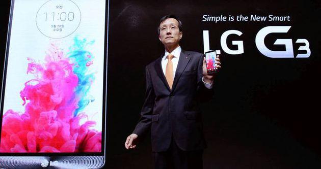 LG'nin CEO'su Jong-Seok görevi bıraktı