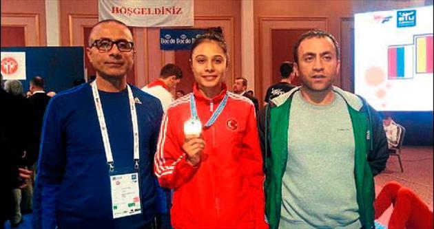 Zehra Avrupa Şampiyonu