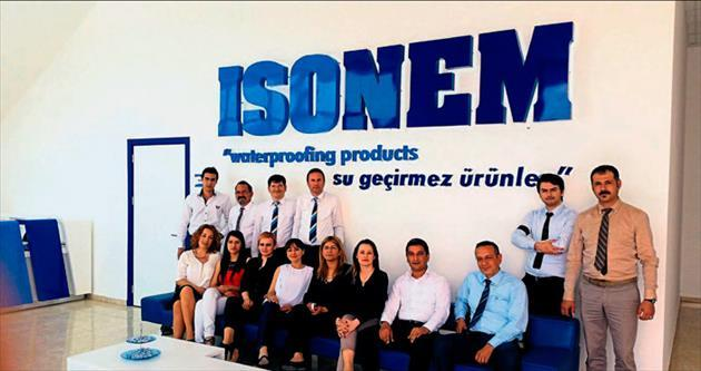ISONEM dünya markası olacak