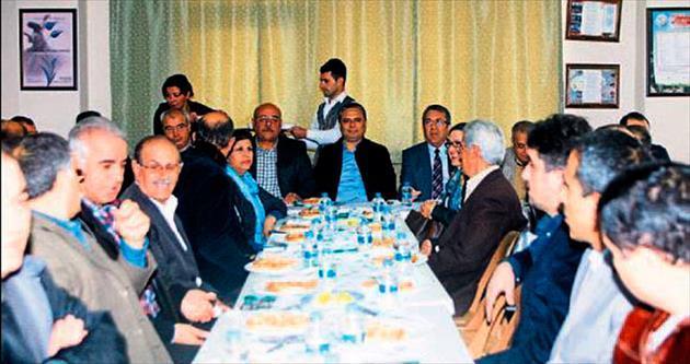 Konyalılar Derneği'nde Muratpaşa'ya müjdeler