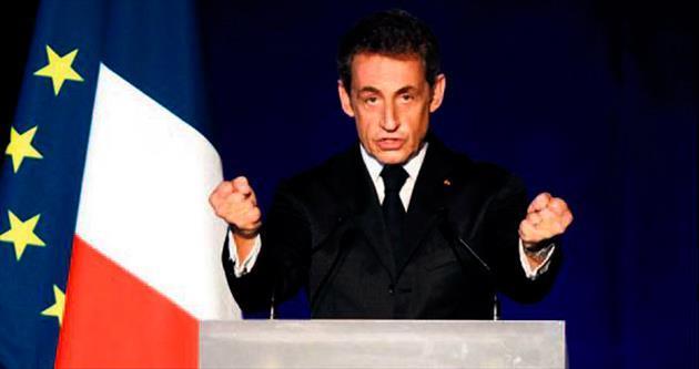 Nicolas Sarkozy UMP'nin başına geçti