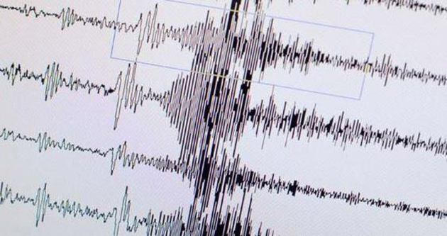 Simav'da korkutan deprem