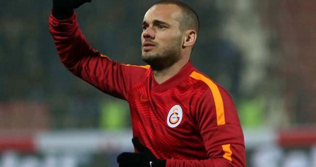 Sneijder istedi, Tafarel oyundan aldı