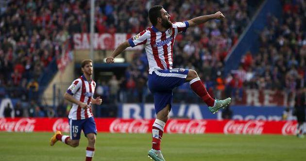 Arda attı Atletico Madrid kazandı