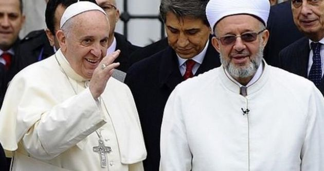 Papa'dan flaş Türkiye açıklaması