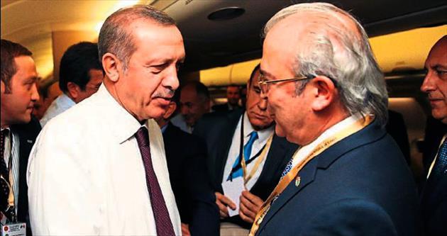 Halil Avcı imzası Türkmenistan'da
