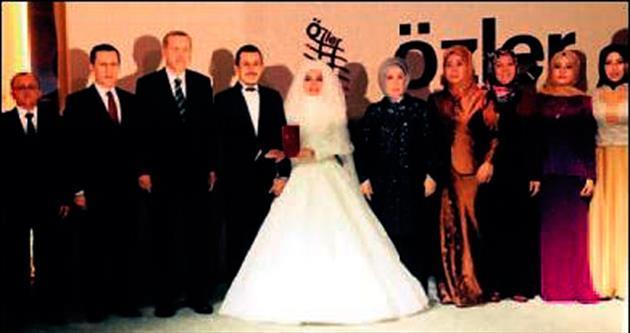 Erdoğan, İşler'in oğlunun nikâh şahidi