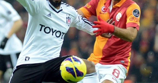 Beşiktaş-Galatasaray maçı hangi statta?
