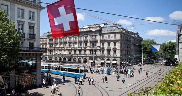 İsviçrede göç referandumu yapıldı