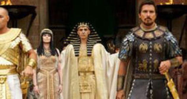Hz. Musa'nın filmine ırkçı suçlaması
