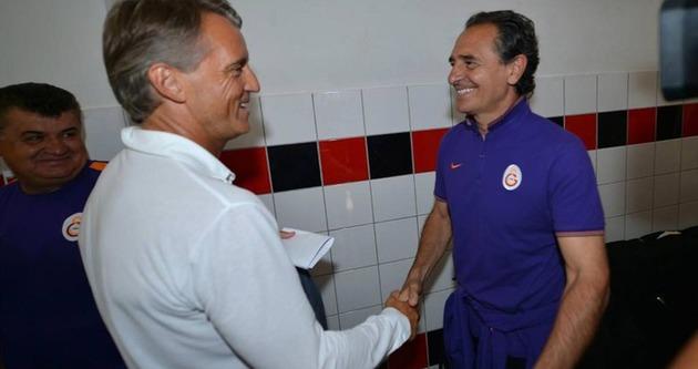 Mancini'den Cesare Prandelli açıklaması
