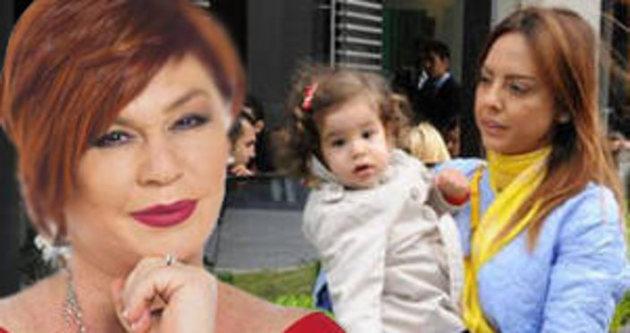 Emel Müftüoğlu, Ebru Gündeş'in kızı için kesenin ağzını açtı