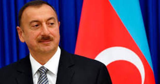 Aliyev'den tebrik telefonu!