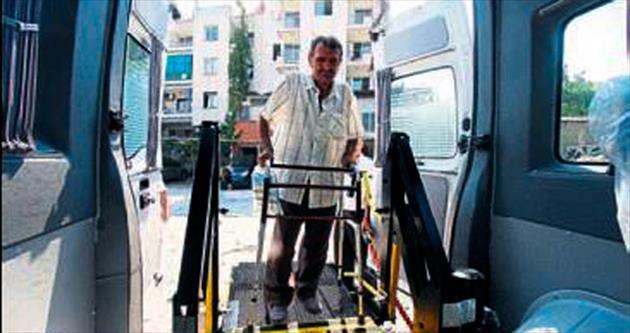 Bayraklı'da engelli hizmetleri iyi işliyor