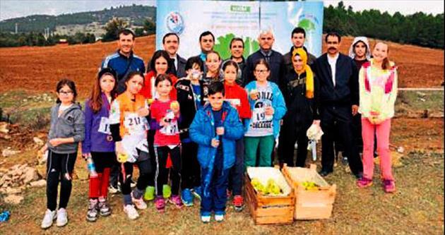 Bucak'ta Oryantiring Şampiyonası sona erdi