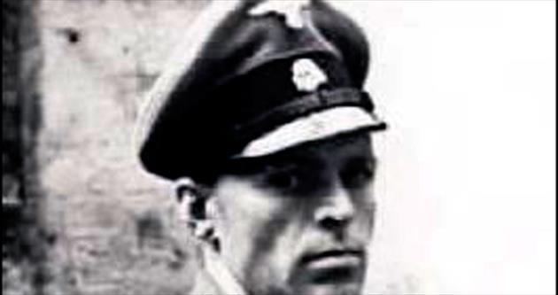 O Nazi subayı Esad'ın danışmanıydı