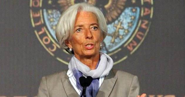 Lagarde'den petrol değerlendirmesi