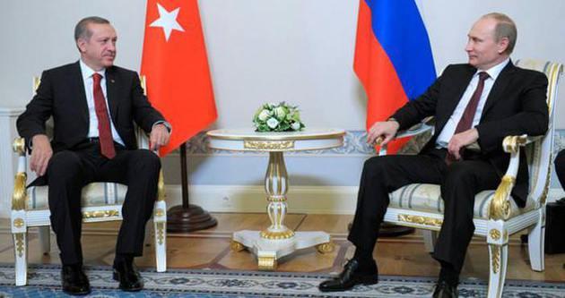Putin ziyareti dünya basınında