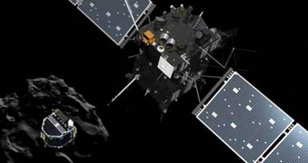 Japon Rosetta'sı Hayabusa ertelendi