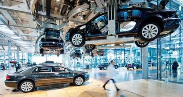Otomotiv ihracatında rekor!