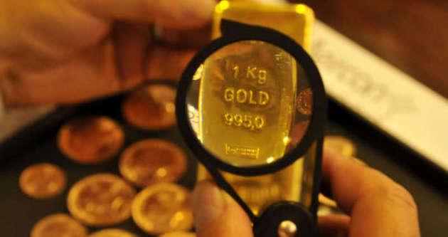 Altın fiyatları yukarı yönlü