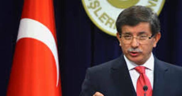 Davutoğlu'dan AİHM' e ilk tepki!