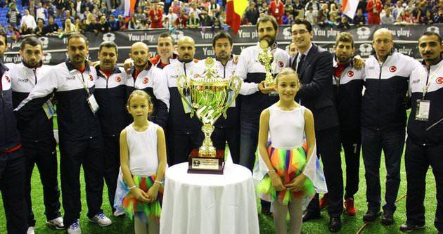 Karadağ'da Fair Play ödülü Galacticos'a