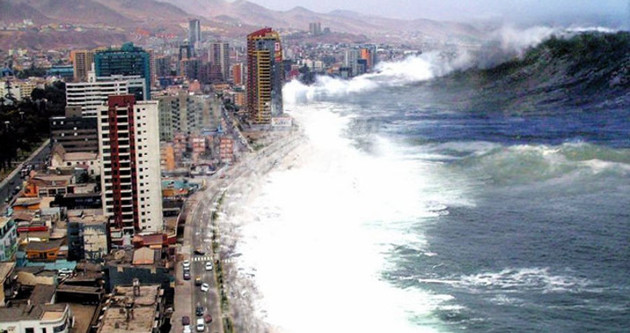 Marmara depreminde Tsunami tehlikesi!