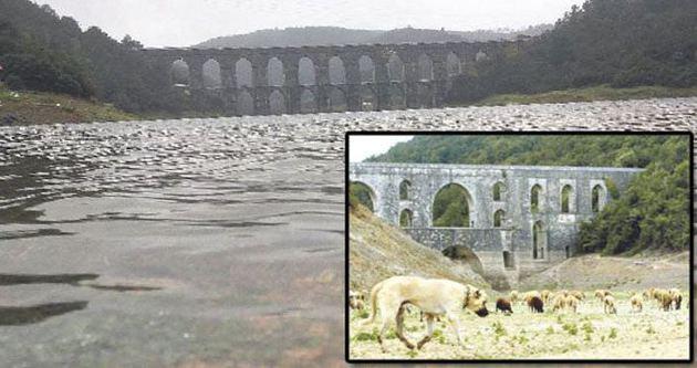 Barajlar yeniden dolmaya başladı