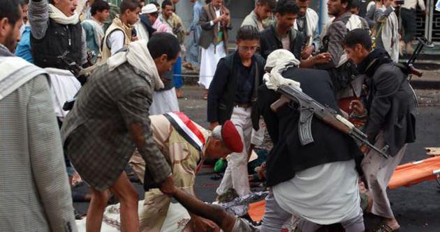 İran'daki Yemen Büyükelçiliği'ne saldırı