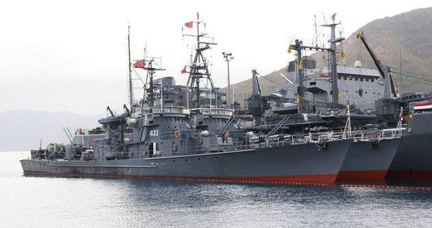 IŞİD, Mısır savaş gemisini kaçırdı iddiası!