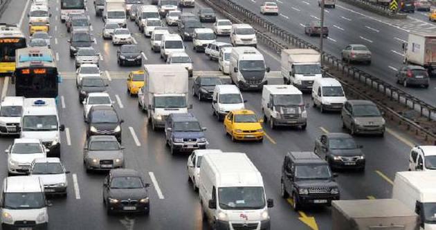 İstanbul'u kilitleyen trafik kazası
