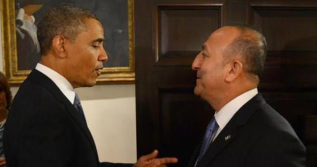 Çavuşoğlu, Obama'yla golf niyetinde!