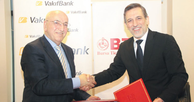 Bursa ve Sivas'a Vakıfbank piyangosu