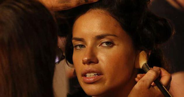 Adriana Lima sessiz kaldı