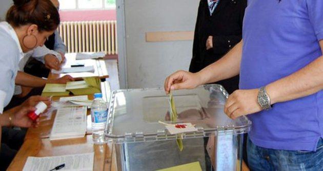 Seçim sonuçları 30 dakikada öğrenilecek!