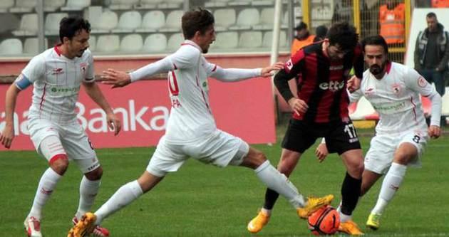 Karagümrük'e tek gol yetti