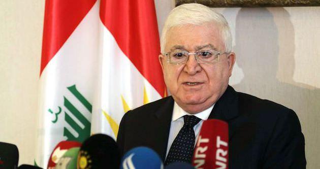 Irak Cumhurbaşkanı maaşını yarıya düşürdü