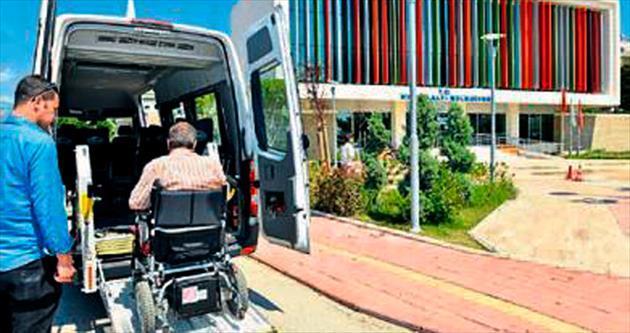 Engellilere engel kalmıyor
