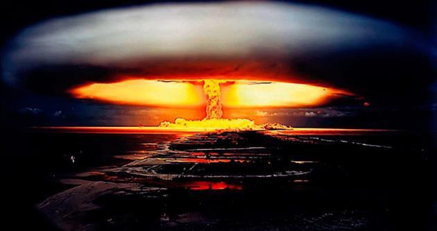 Kızıl Gezegen'de yaşamı, nükleer savaşlar bitirmiş