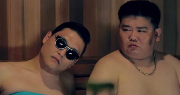 Gangnam Style, Youtube'u bozdu