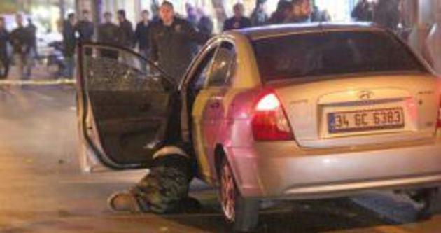 Fatih'te silahlı çatışma: 1 ölü!
