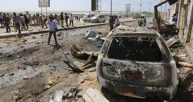 Somalili milletvekiline saldırı!