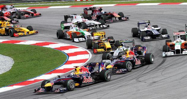 Formula 1'de 21 yarış yapılacak