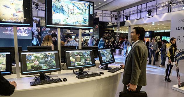 En büyük oyun fuarı GameX 2014 kapılarını açtı