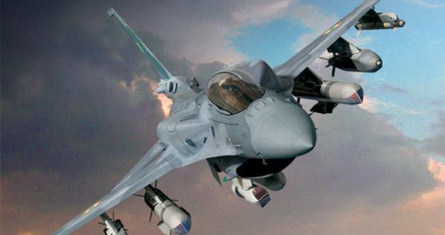 Yunan savaş uçağı Akdeniz'de düştü