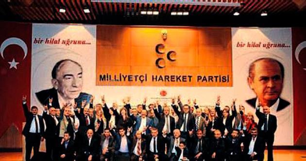 MHP Ankara'da kongre heyecanı