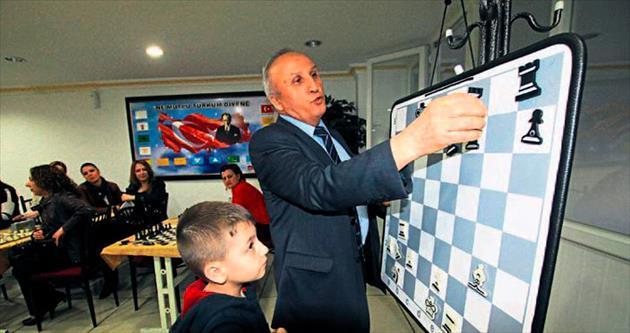 Satrançta Atatürk Kupası heyecanı