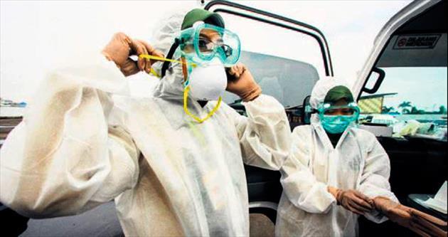 Rusya'dan ebolaya karşı 4 aşı