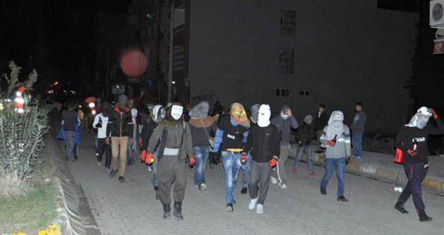 Kobani bahanesiyle  provokasyon!
